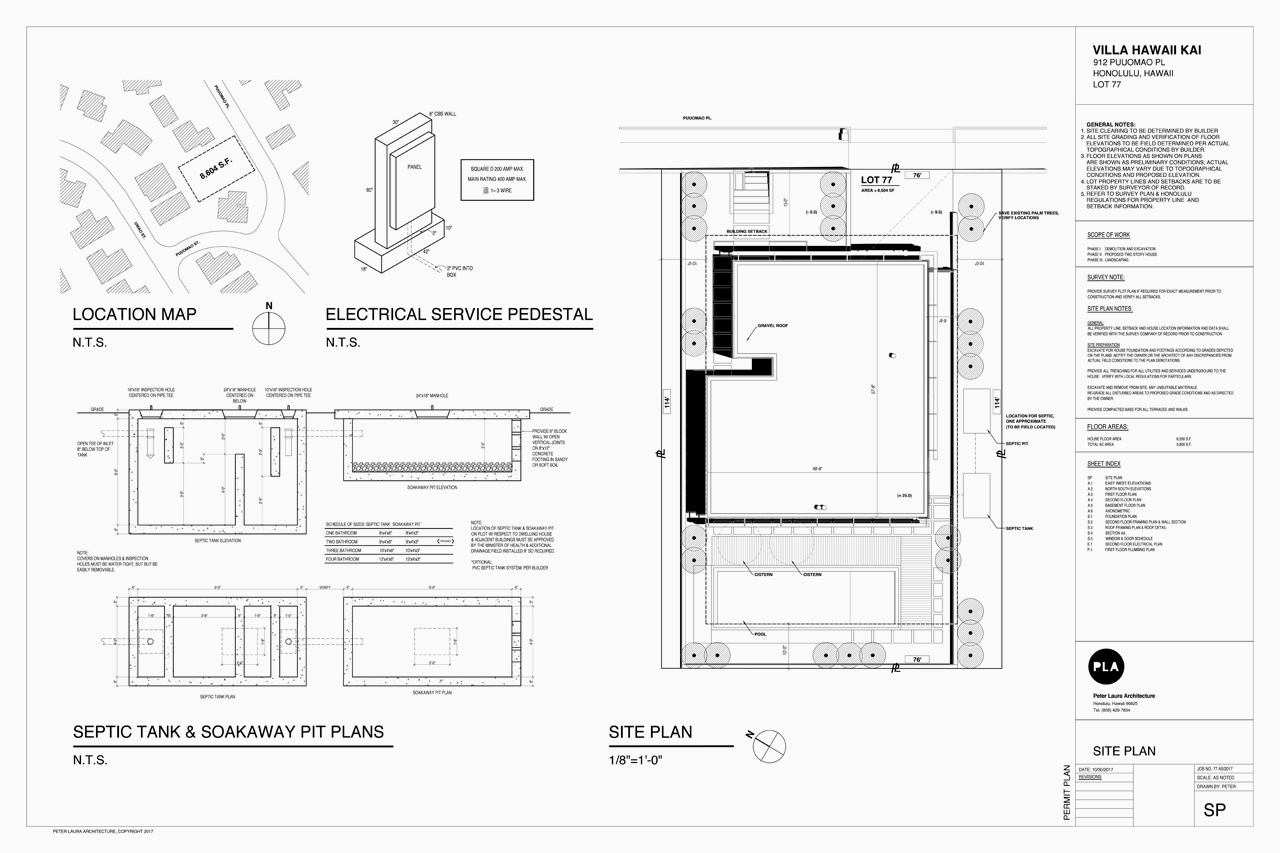 Peter Laura Architecture Residential Electrical Plan General Notes Seo Name
